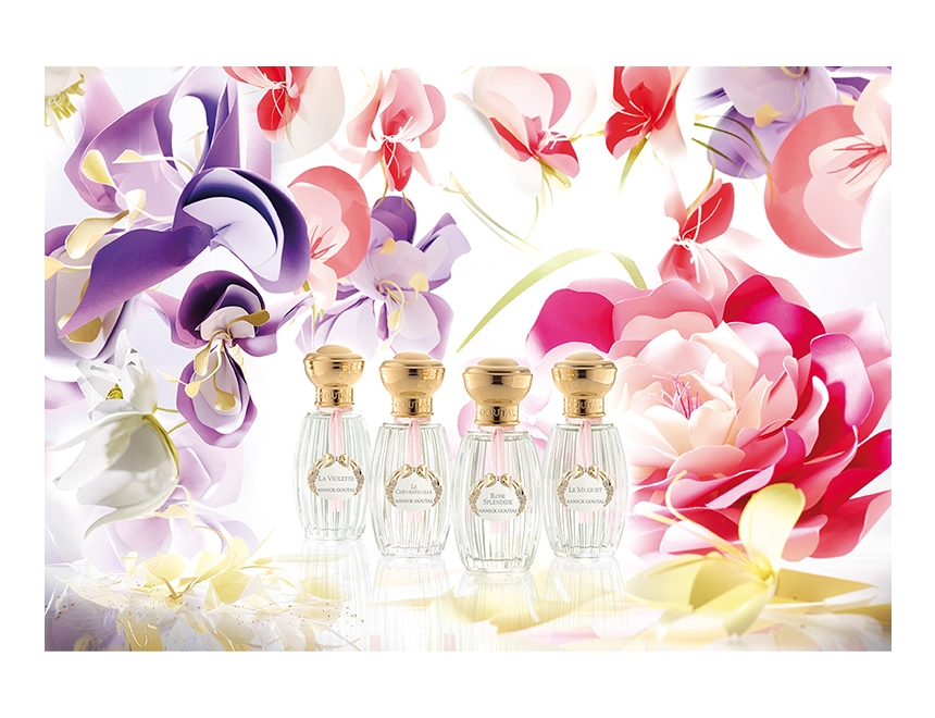 Annick Goutal, photo by Candice Milon